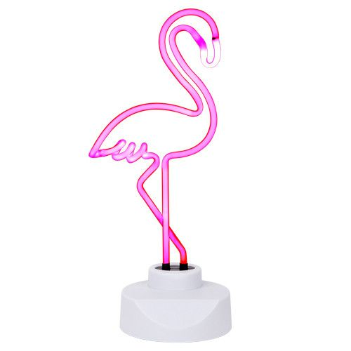 Sunnylife flamingo light