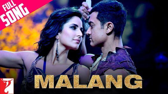 **** Malang - Full Song   DHOOM:3   Aamir Khan   Katrina Kaif ****