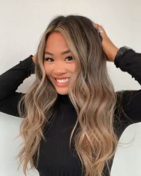 21 Top Hair Trends The Biggest Hairstyle List Of 2021 Ecemella In 2021 Hair Contouring Hair Transformation Blonde Asian Hair
