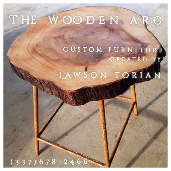 THE WOODEN ARC