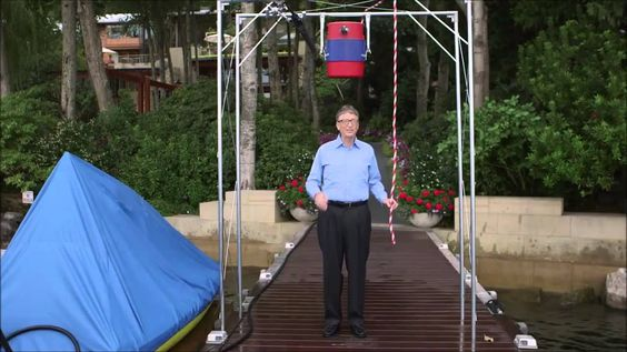 Ice Bucket Challenge, Bill Gates [Video]...
