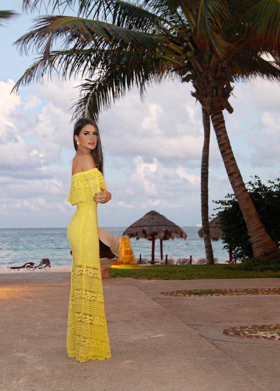 Meus Looks de Praia no México camila coelho 7