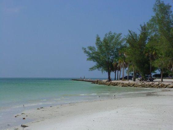 13. #coquina Beach, Anna #Maria Island, #Floride - 20 plages #fabuleuses d'US... → #Travel