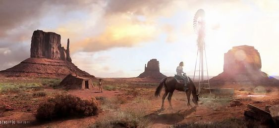 Navajo Hut | Beyond: Two Souls