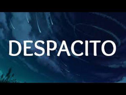 Justin Bieber Despacito Lyrics Ft Luis Fonsi Daddy Yankee Pop Youtube Despacito Lyrics Luis Fonsi Daddy Yankee Daddy Yankee