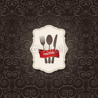 Vecteur : Restaurant menu design http://www.davidemancinelli.it