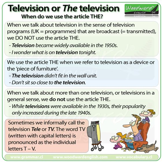 Good Words In English Essays On Television img-1