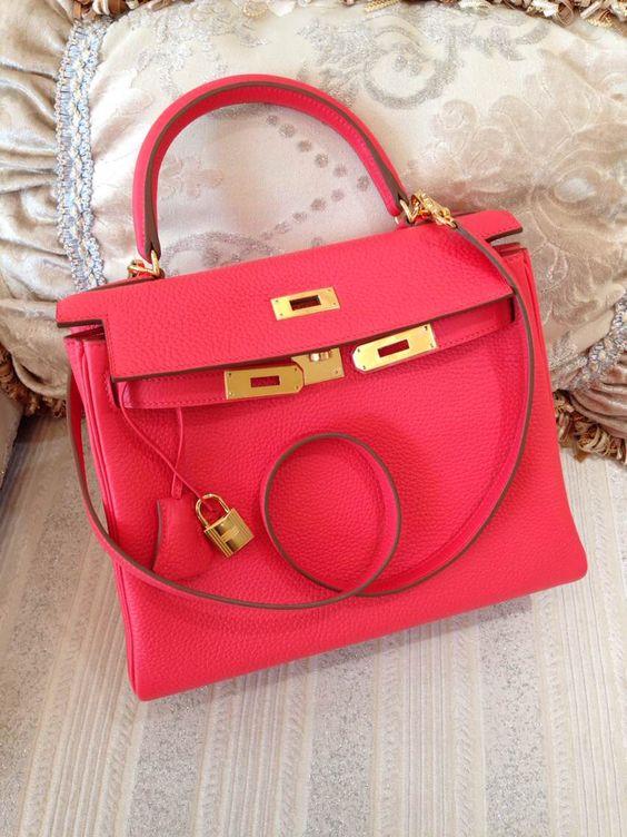 h purse - Sacs de Cr��ateur - Hermes Kelly 28CM Togo Gold Hardware T5 R ...