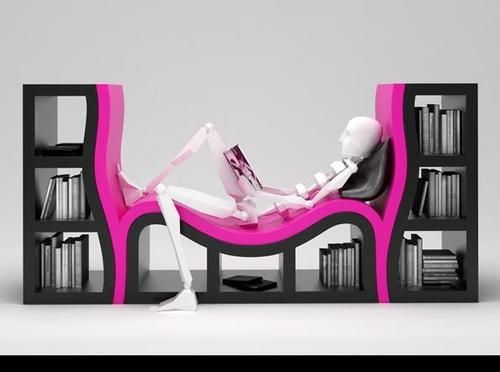 futuristic furnishings | Cool Finder: Cool Modern and Futuristic Furniture | We Heart It