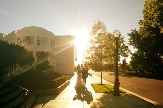 Engagement photography at the Crocker, by True Love Photo.