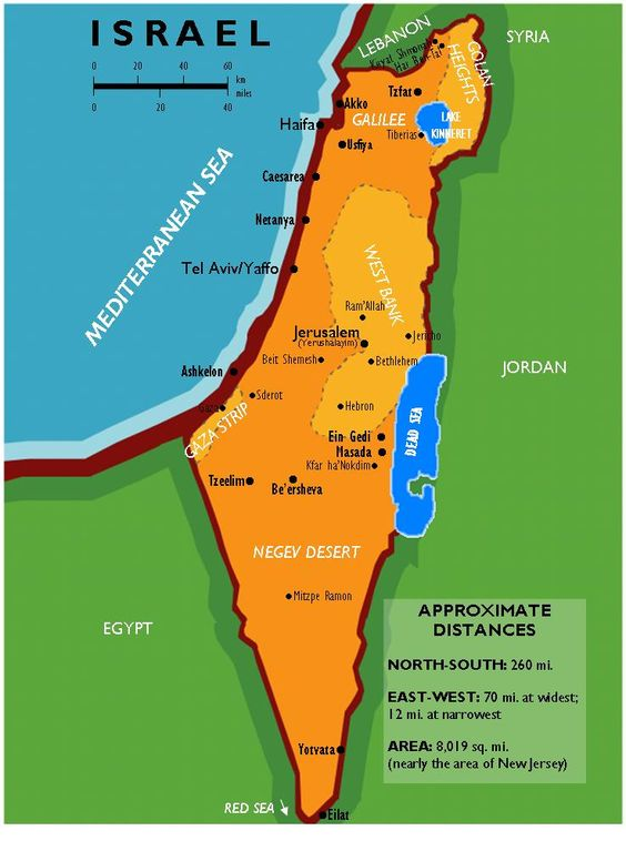 Map Of Israel Yahoo Image Search Results Mitzvot Pinterest - Map of israel
