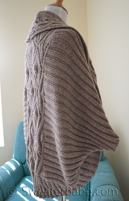 Knitted Cocoon Free Patterns Patterns Kid