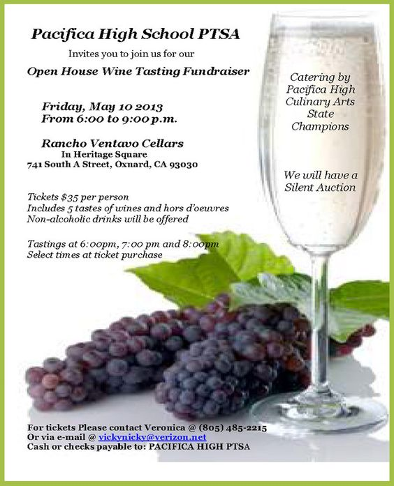 wine pull fundraiser instructions