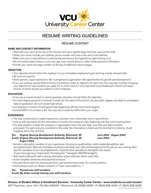Correct Font Size For Resume Resume Font Size Pinterest   Reverse  Chronological Order Resume  Reverse Chronological Order