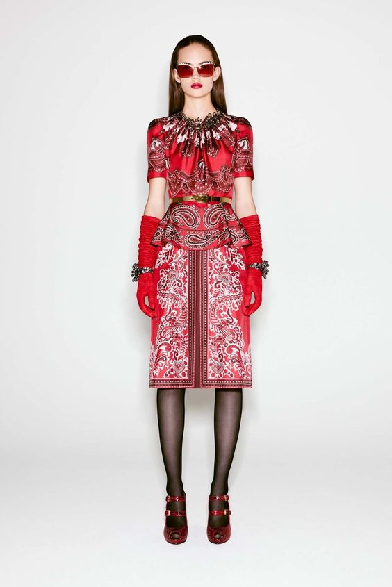 Alexander McQueen outfit - worn by the Duchess of Cambridge: