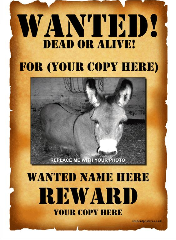 Wanted Poster Multimedia- Wanted Posters Pinterest Multimedia - create a wanted poster free