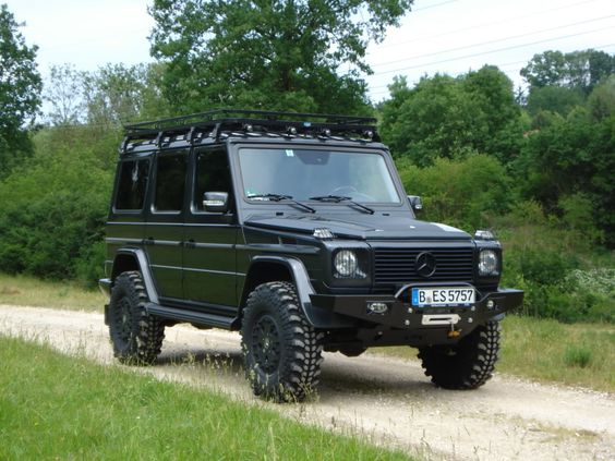 orc mercedes benz g class gelaendewagen 1. Black Bedroom Furniture Sets. Home Design Ideas