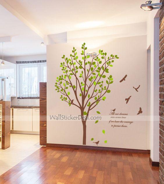 #wallstickerdeal.com      #Wall Sticker             #Dreams #Tree #With #Flying #Birds #Wall #Sticker #WallStickerDeal.com        All Our Dreams Tree With Flying Birds Wall Sticker � WallStickerDeal.com                                http://www.seapai.com/product.aspx?PID=557620