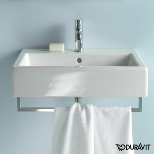 Duravit Vero Handtuchhalter Fur Waschtische 60 Cm Duravit Vero Waschtisch Handtuchhalter Waschbecken Duravit
