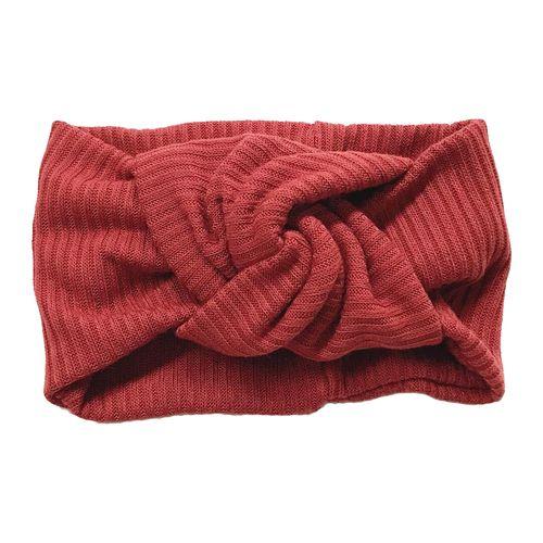 Twist Knot Headband Sangria Spearmint Ventures Llc Knotted Baby Headband Knot Headband Baby Hair Bows
