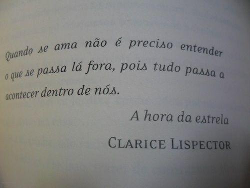 Frases De Clarice Lispector: Clarice Lispector And Frases On Pinterest