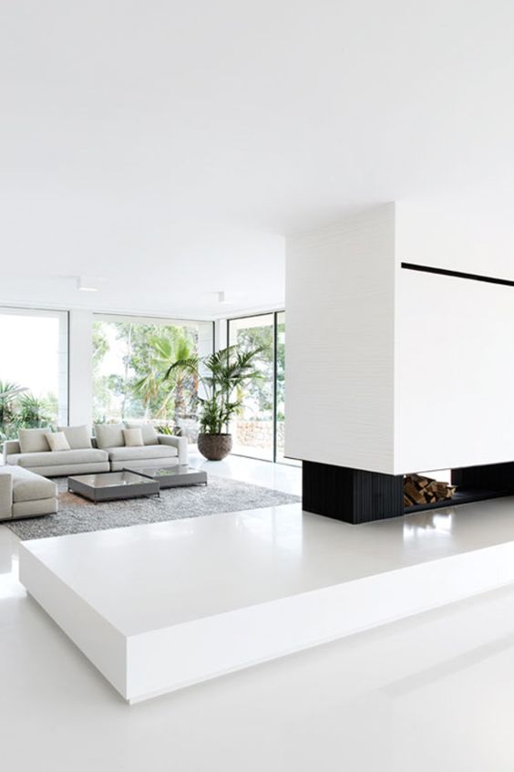 Inspiring Examples Of Minimal Interior Design 4 - UltraLinx: