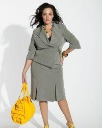Dámske oblečenie pre plnoštíhle