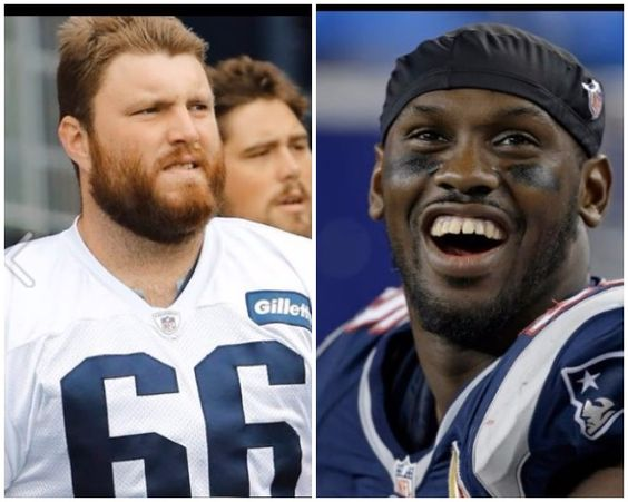 New England Patriots Drops Bryan Stork & Chandler Jones - http://www.morningledger.com/new-england-patriots-drops-bryan-stork-chandler-jones/1396010/