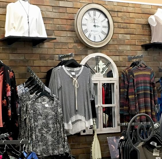 Come in and check out our stripes and plaids for this Fall season! 🍂🍁. It's TIME! #fall2016 #shop #style #dealsandsteals #lovefashion #apricotlane #townsquare #bohemian #boutique
