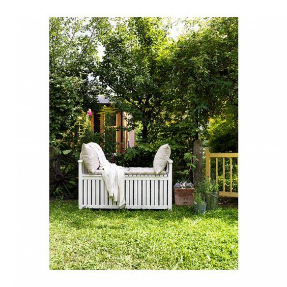 Wir haben die schönsten Garten- und Balkonmöbel rausgesucht: http://sunny7.at/wohnen/garten/gartenmoebel--praktisch---dekorativ