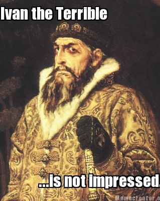 Historical Memes for World History class: