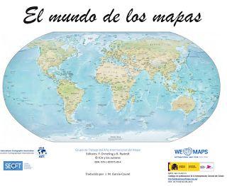 """Descarga gratis """"El mundo de los mapas"""" - geolocalización - geomarketing - geoturismo"""