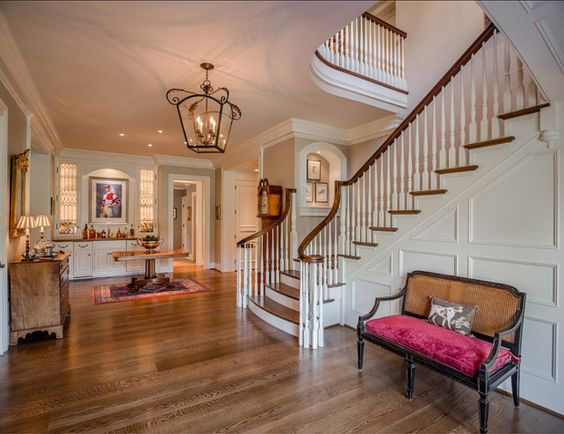 And Batten Home Blogs Under Stairs Woodwork The Clean Luxury Homes