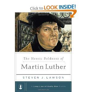 The Heroic Boldness of Martin Luther (Long Line of Godly Men Profiles) by Steven J. Lawson. Save 32 Off!. $10.88. 160 pages. Publisher: Reformation Trust Publishing (January 30, 2013). Series - Long Line of Godly Men Profiles. Publication: January 30, 2013