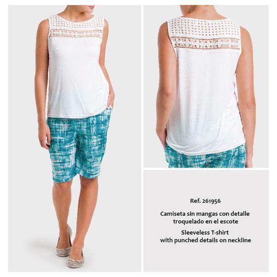 ¡Prendas frescas para este verano! Summer is asking for fresh garments! http://bit.ly/1U5OJdg #puntroma