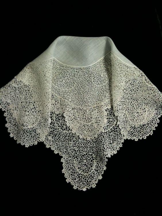 antique lace hankies | ... Antique Lace and Vintage Fashion ...
