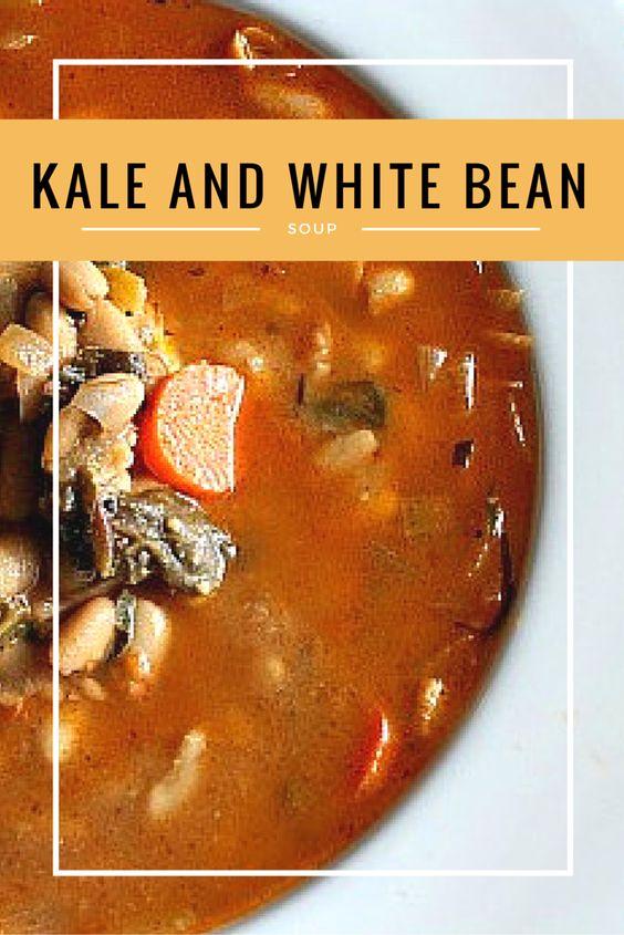 beans kale healthy bean soup recipes white beans soups recipe white ...