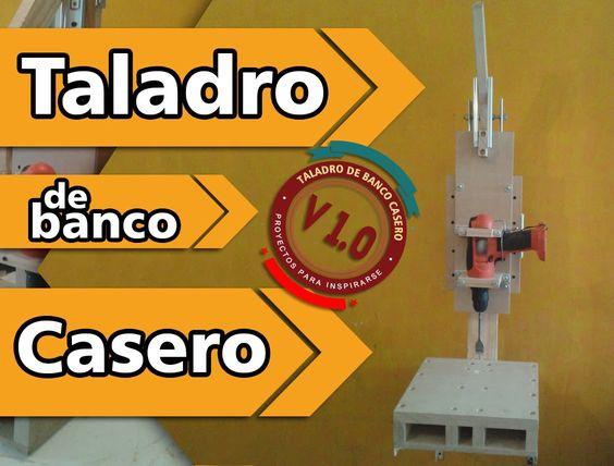 Taladro de Banco Casero v 1.0