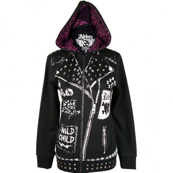 Abbey Dawn jacket