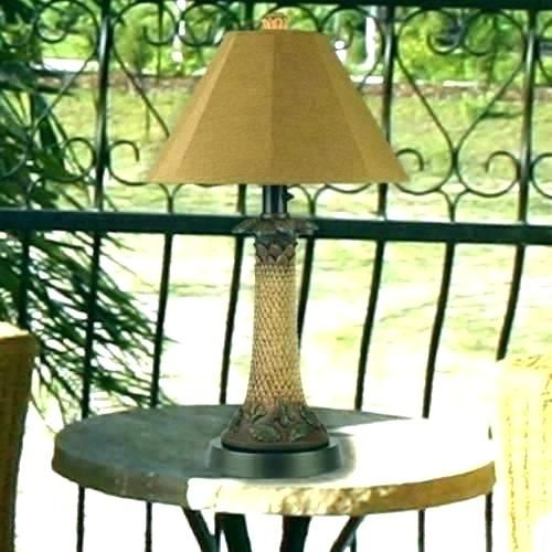 Outdoor Table Lamps For Porches In 2020 Table Lamp Rustic Pendant Lighting Kitchen Porch Lamp