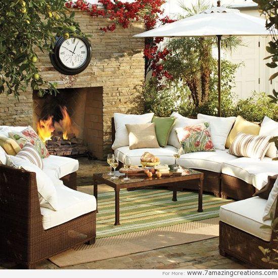 interior design, summer interior design, patios design