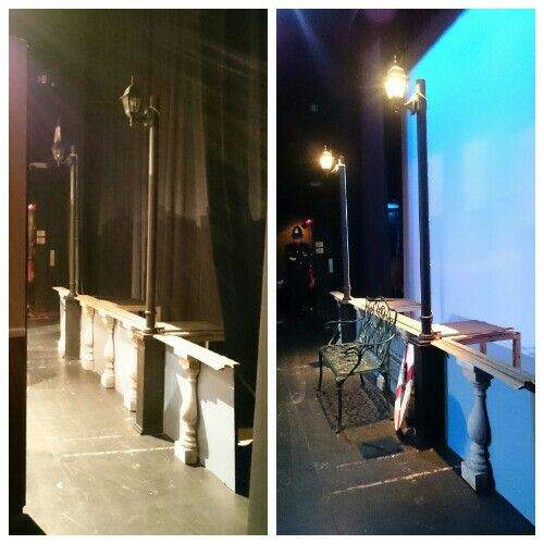 The magic of stage lighting! One Man Two Guvnors for Grantham Dramatic Society. & The magic of stage lighting! One Man Two Guvnors for Grantham ... azcodes.com
