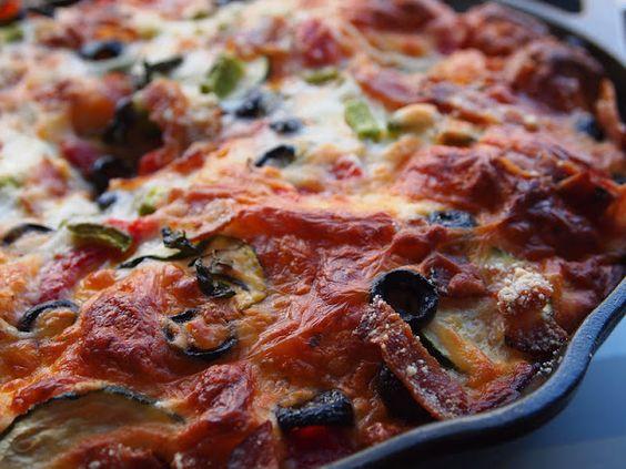 Bubble-Up Pizza Casserole   Favorite Recipes   Pinterest ...