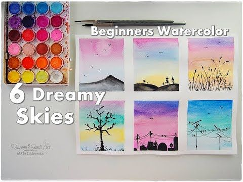 Simple Painting Ideas Simple Watercolor Painting Ideas Images
