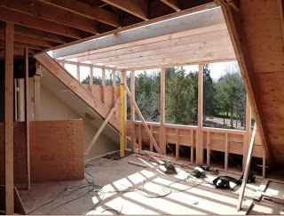 A&E Construction's Blog: Dormer Addition: A Day in Review