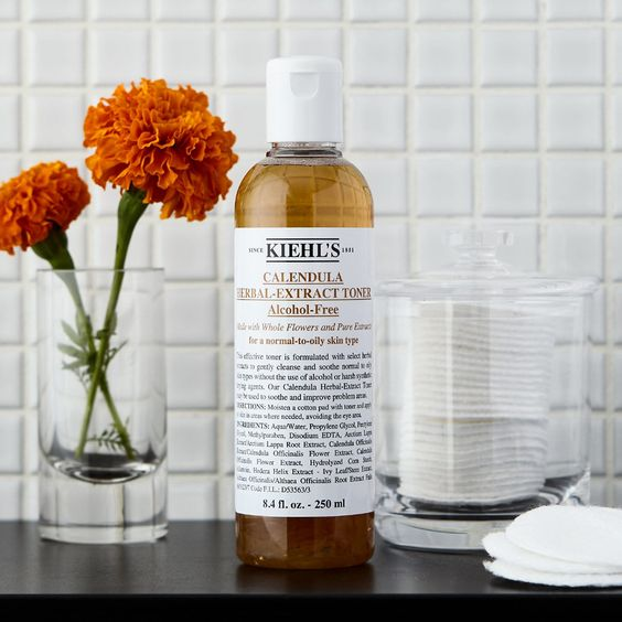 Calendula Herbal Extract Alcohol-Free Toner by Kiehl's