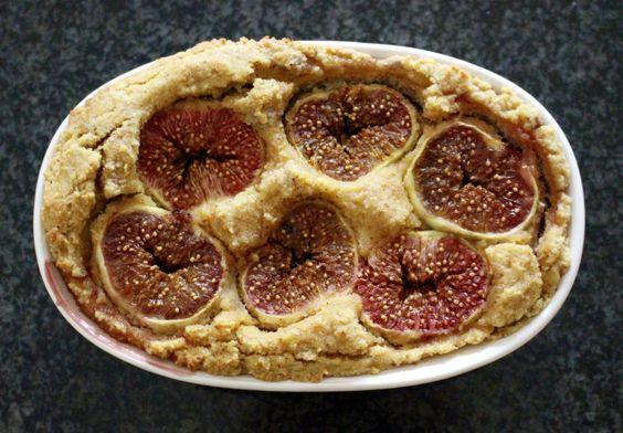 Almond Fig Pudding [VEGAN/GLUTEN-FREE]
