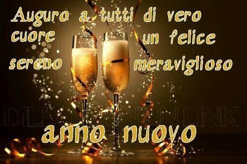 Buon anno nuovo: