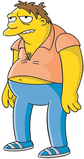 Barney Gumble - Simpsons Wiki
