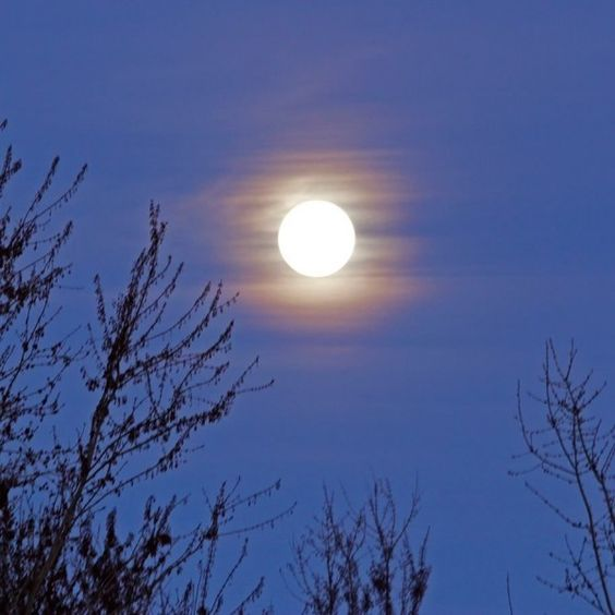 Smallest Moon tonight ~ March 5, 2015 the next one is in January 27, 2032 ~ Grandmother Moon, with the sun in Pisces and the moon in Virgo.